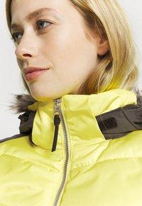 Icepeak - VIDALIA - Skijakke - yellow - 6