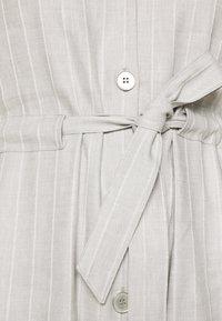 Expresso - DELANY - Shirt dress - steel grey melange - 5