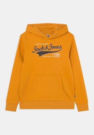 JJELOGO - Hættetrøjer - golden orange