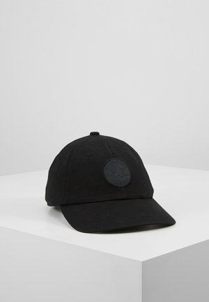 TONAL PATCHBASEBALL  - Kšiltovka -  black