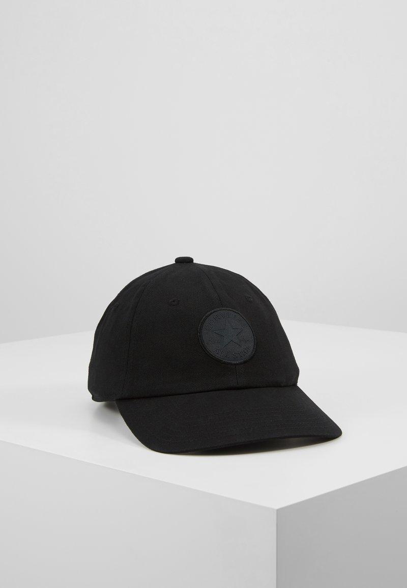 Converse - MONO CHUCK BASEBALL UNISEX - Cap -  black