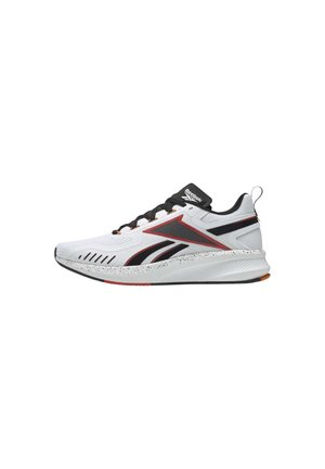 RBK FUSIUM RUN 20 SHOES - Stabilty running shoes - white