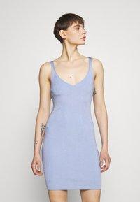 Weekday - DRESS - Jumper dress - blue - 3