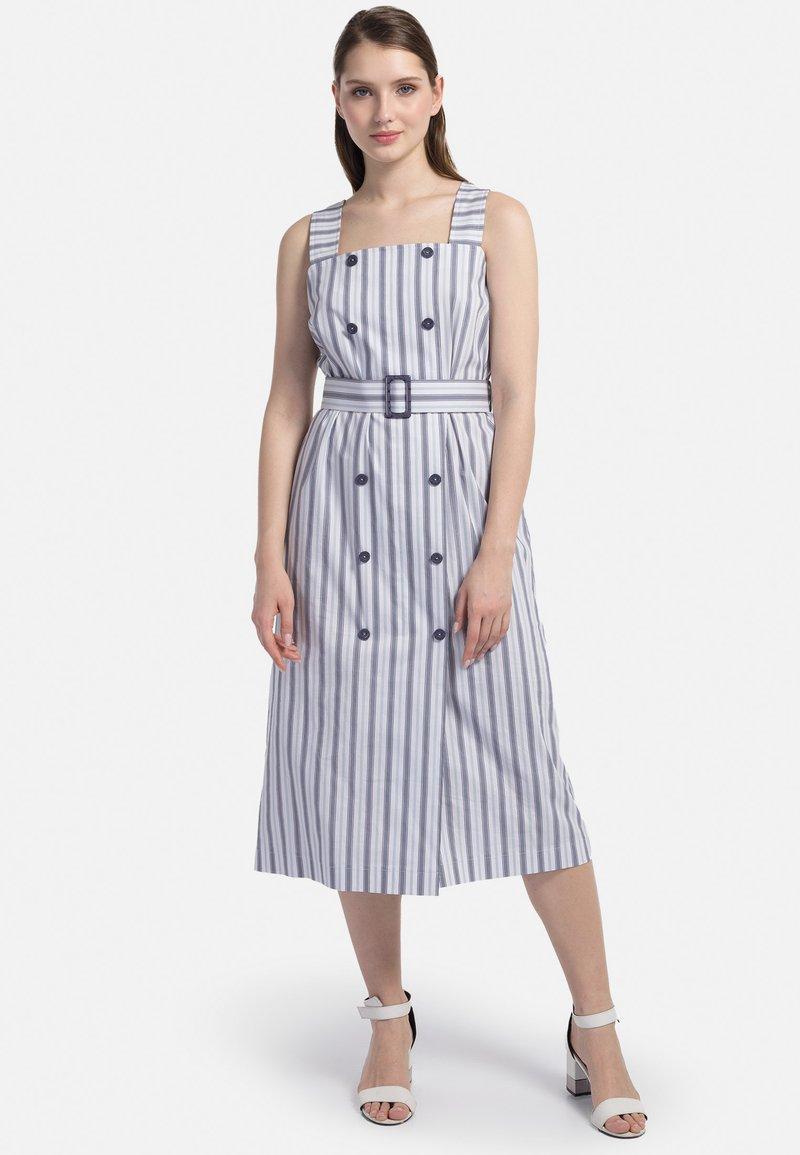 HELMIDGE - Day dress - weiss