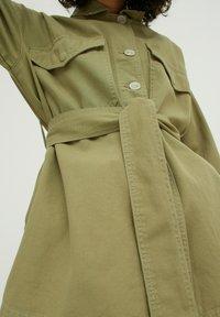EDITED - Short coat - oliv - 4
