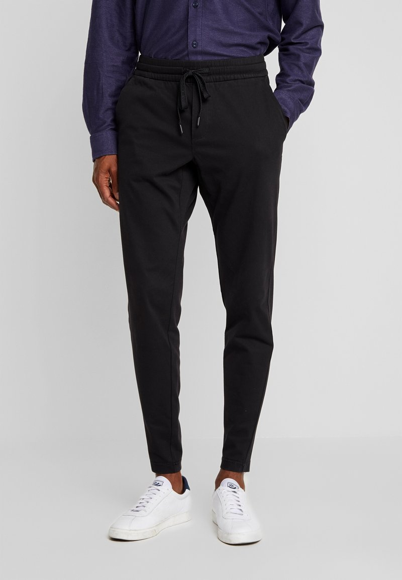 DOCKERS - PULL ON - Trousers - black