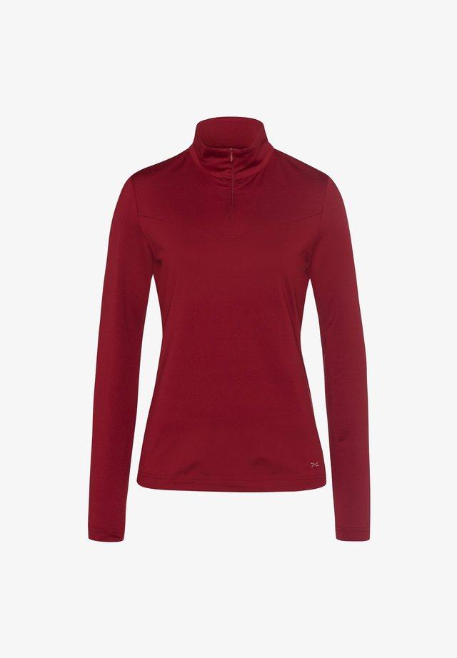 STYLE TEA NOLA 1 - Sportshirt - cabernet