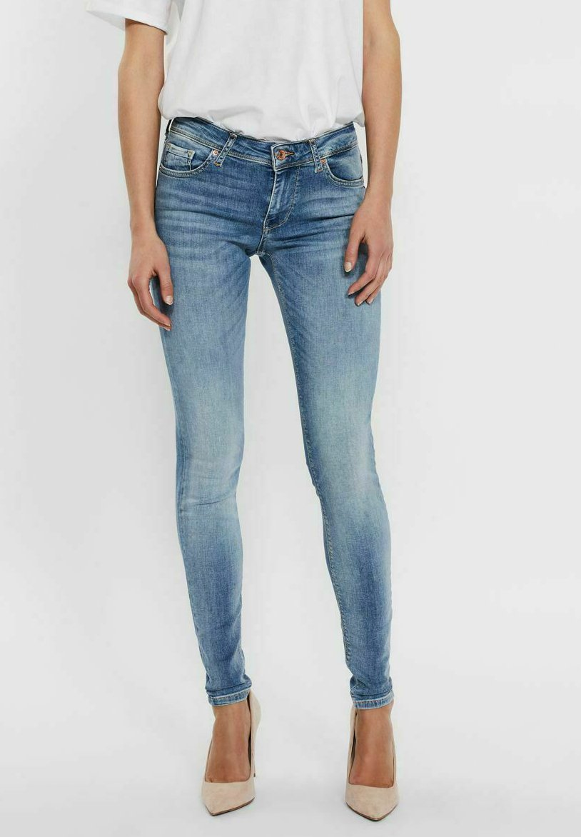 Damen VMLYDIA  - Jeans Skinny Fit