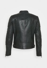 Belstaff - OUTLAW 2.0 JACKET - Leather jacket - pine - 1