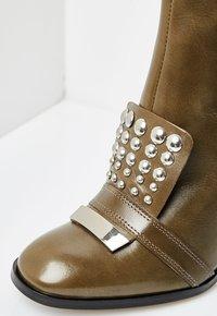 RISA - Ankle boots - grün - 5