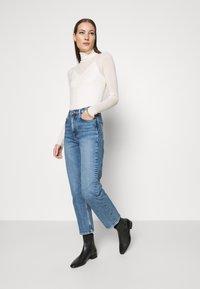ARKET - Straight leg jeans - blue medium - 3