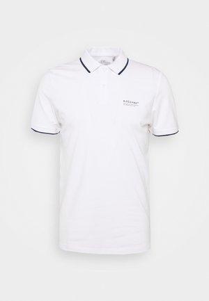 TIPPING - Polo - white