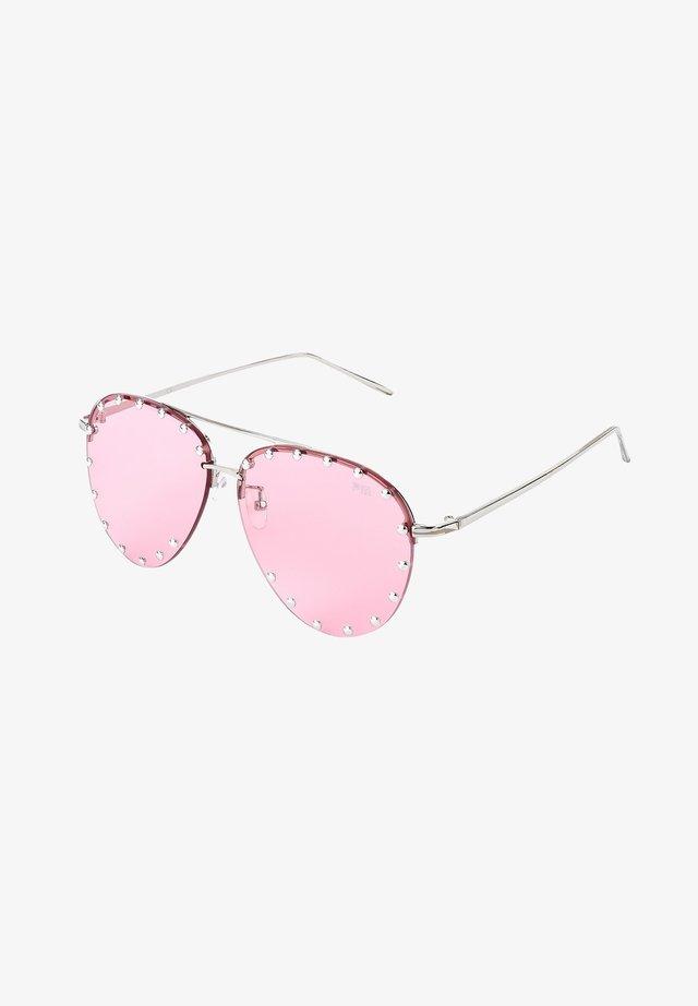 Zonnebril - pink
