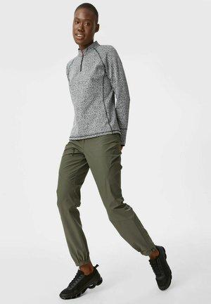 Pantalones - dark green