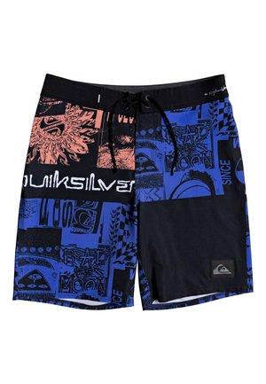 """QUIKSILVER™ HIGHLINE VORTEX 16"""" - BOARDSHORTS FÜR JUNGEN 8-16 EQ - Sports shorts - black"""