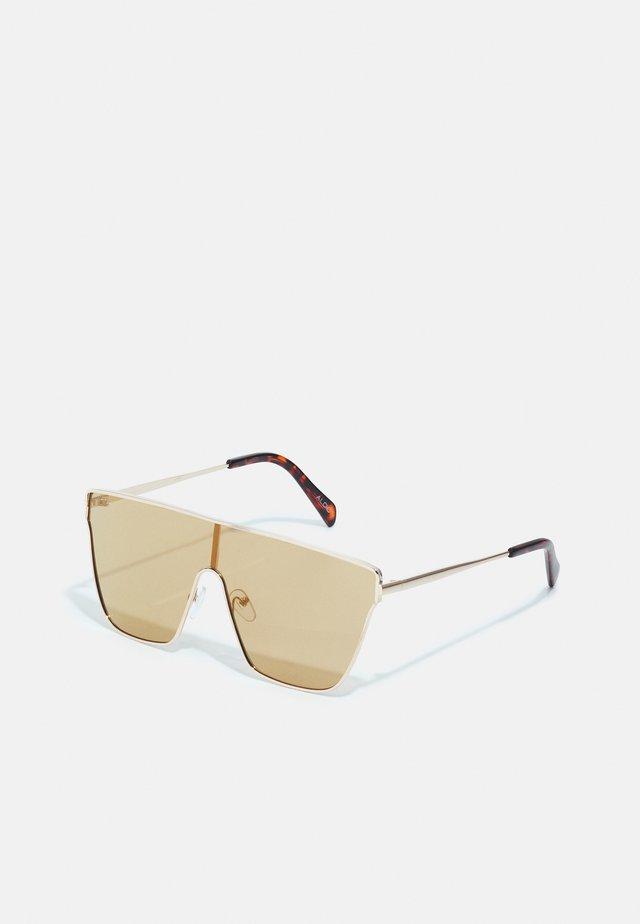 MERCHISTON - Sluneční brýle - gold-coloured