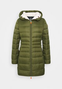 Save the duck - GIGAY - Winter coat - dusty olive - 4