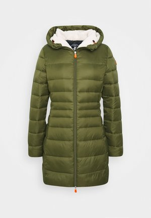 GIGAY - Winter coat - dusty olive