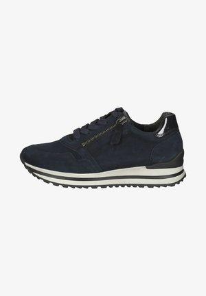 Sneakers laag - dark-blue 46
