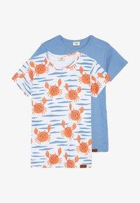 Walkiddy - HAPPY CRABS  2 PACK - T-shirt z nadrukiem - multi coloured - 4