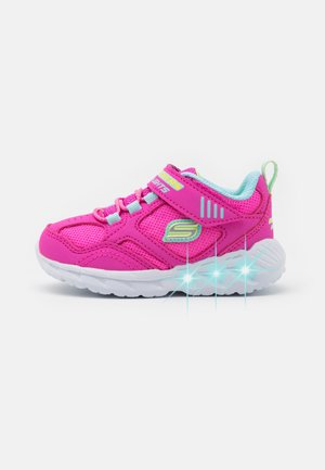 MAGNA LIGHTS - Trainers - pink/multicolor/hot pink