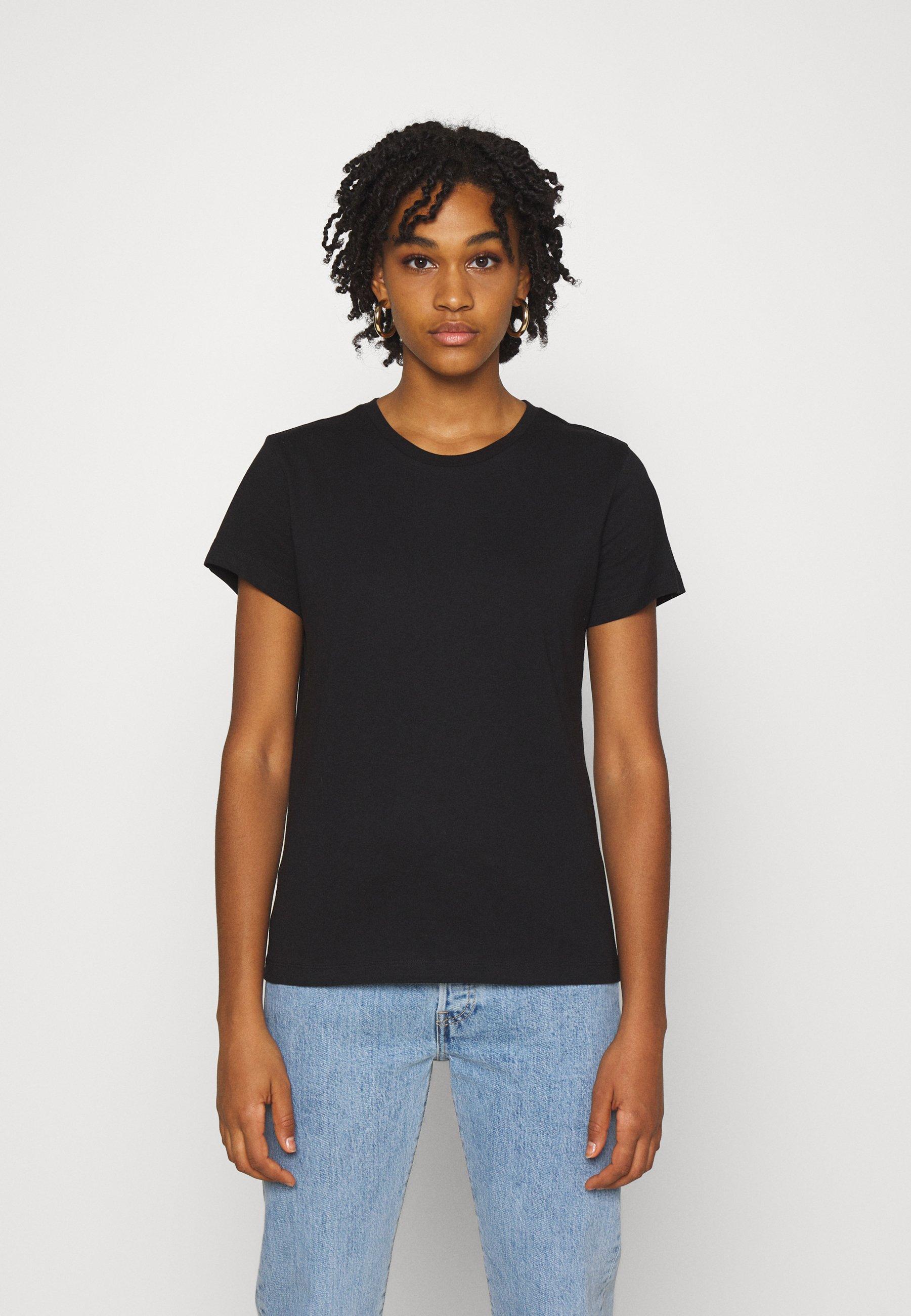 Donna ROSA BASIC TEE - T-shirt basic