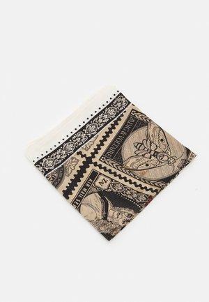 LOTTY STAMP - Šátek - noir