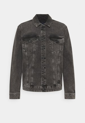 ONSCOME TRUCKER - Denim jacket - grey denim