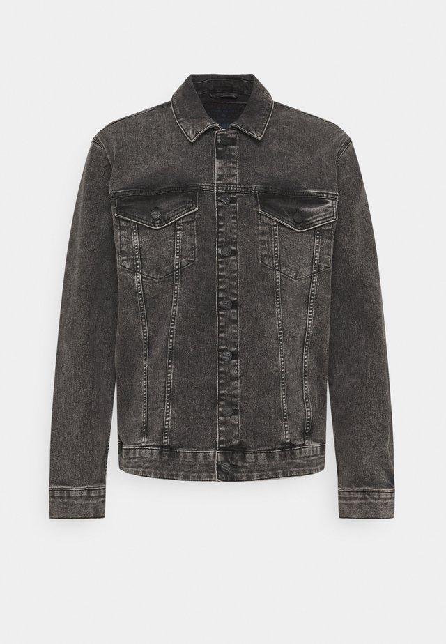 ONSCOME TRUCKER - Denim jacket - grey denim