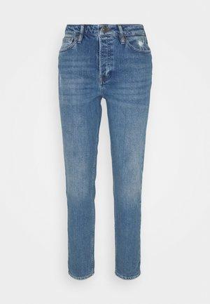 HEPBURN MOM WASH KAIRO - Slim fit jeans - denim blue