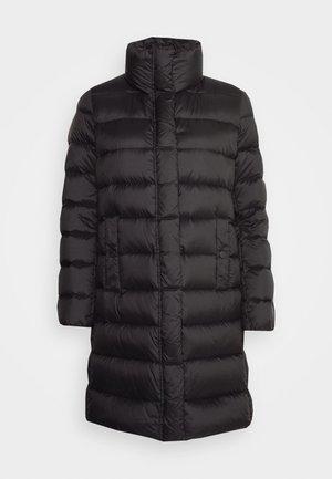 CAMICE - Kabát zprachového peří - black