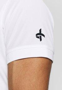 Cross Sportswear - CLASSIC - Koszulka sportowa - white - 5
