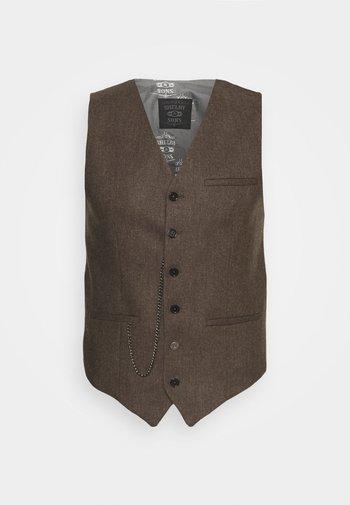 BEMBRIDGE WAISTCOAT - Waistcoat - brown