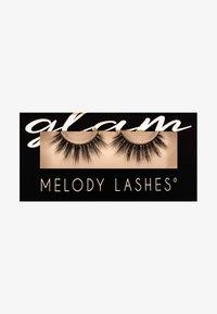 Melody Lashes - GLAM STELLA - Ciglia finte - black - 0