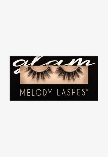 GLAM STELLA - False eyelashes - black