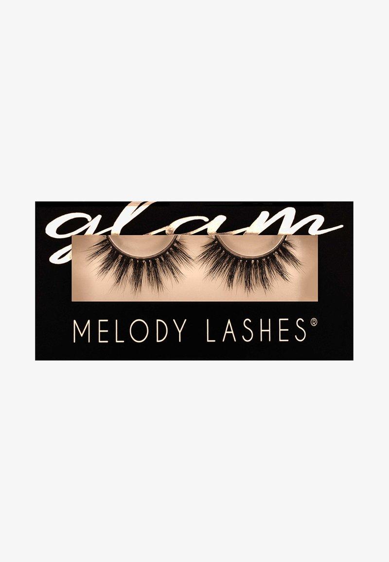 Melody Lashes - GLAM STELLA - Ciglia finte - black