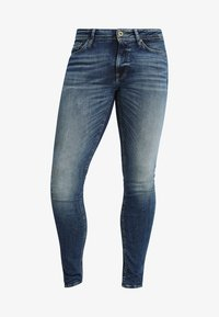 Jack & Jones - JJITOM JJORIGINAL - Jeansy Skinny Fit - blue denim - 5