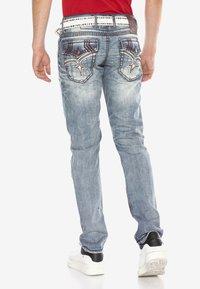 Cipo & Baxx - Slim fit jeans - blau - 1