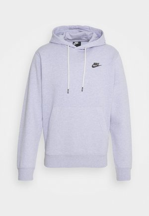 HOODIE - Kapuzenpullover - purple chalk/smoke grey