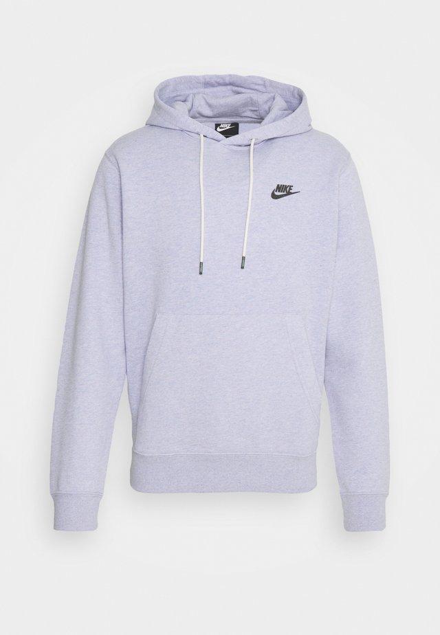 HOODIE - Sweat à capuche - purple chalk/smoke grey