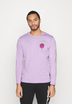 UNISEX - T-shirt à manches longues - lilac