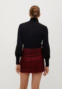Mango - ANNA - A-line skirt - rouge - 2