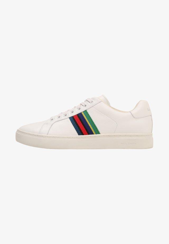 LAPIN - Sneakersy niskie - white