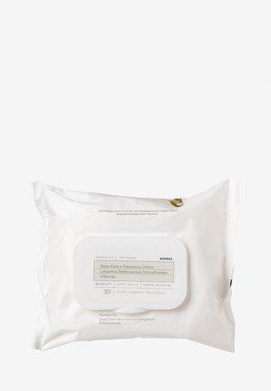 OLYMPUS TEA DETOX CLEANSING WIPES - Detergente - -