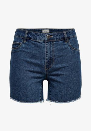 ONLSUN - Shorts vaqueros - medium blue denim