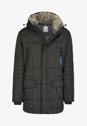Winter coat - schwarz