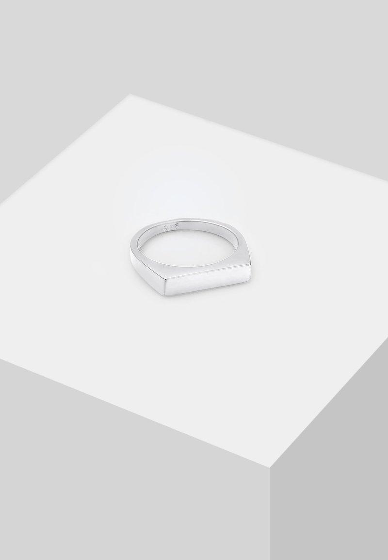 Elli - SIEGEL - Prsten - silver-coloured