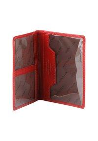 Wittchen - Passport holder - rot - 2