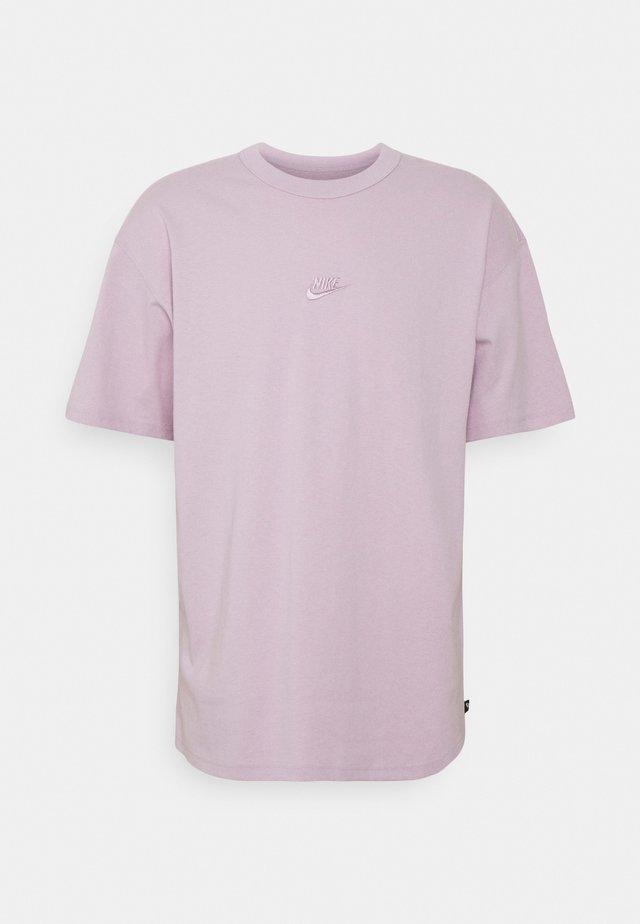 TEE PREMIUM ESSENTIAL - T-shirt basique - iced lilac