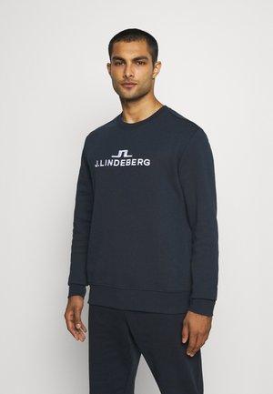 ALPHA  - Sweatshirt - navy